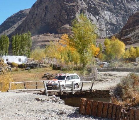 Tourisme Tadjikistan Campagnes Environnement Développement Economie