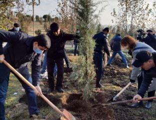 Environnement Tadjikistan