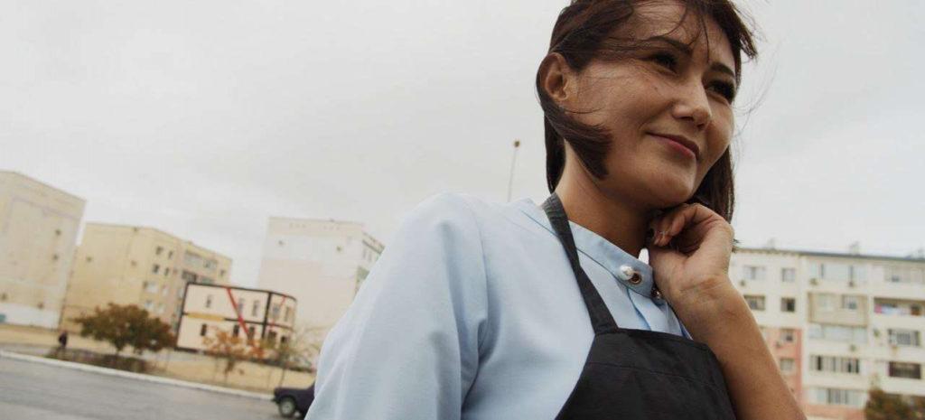 Jeune fille documentaire Kyzbolsyn