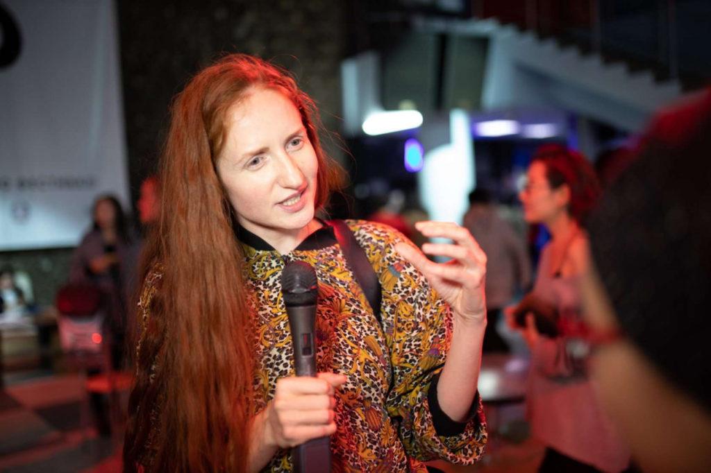 Katerina Souvorova réalisatrice Kyzbolsyn documentaire