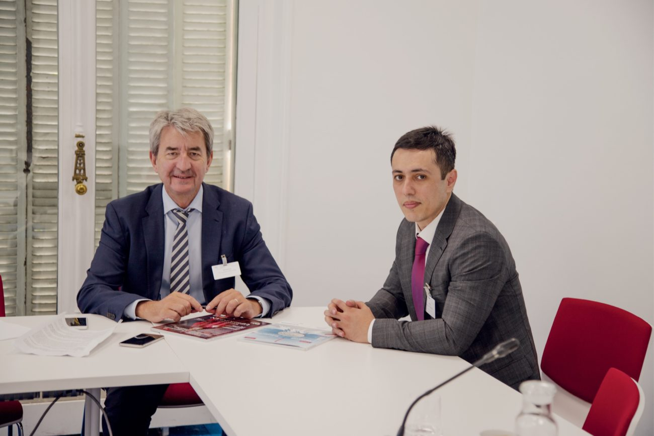 Christophe Fontaine Chokroukh Azamov Medef International Ouzbékistan France