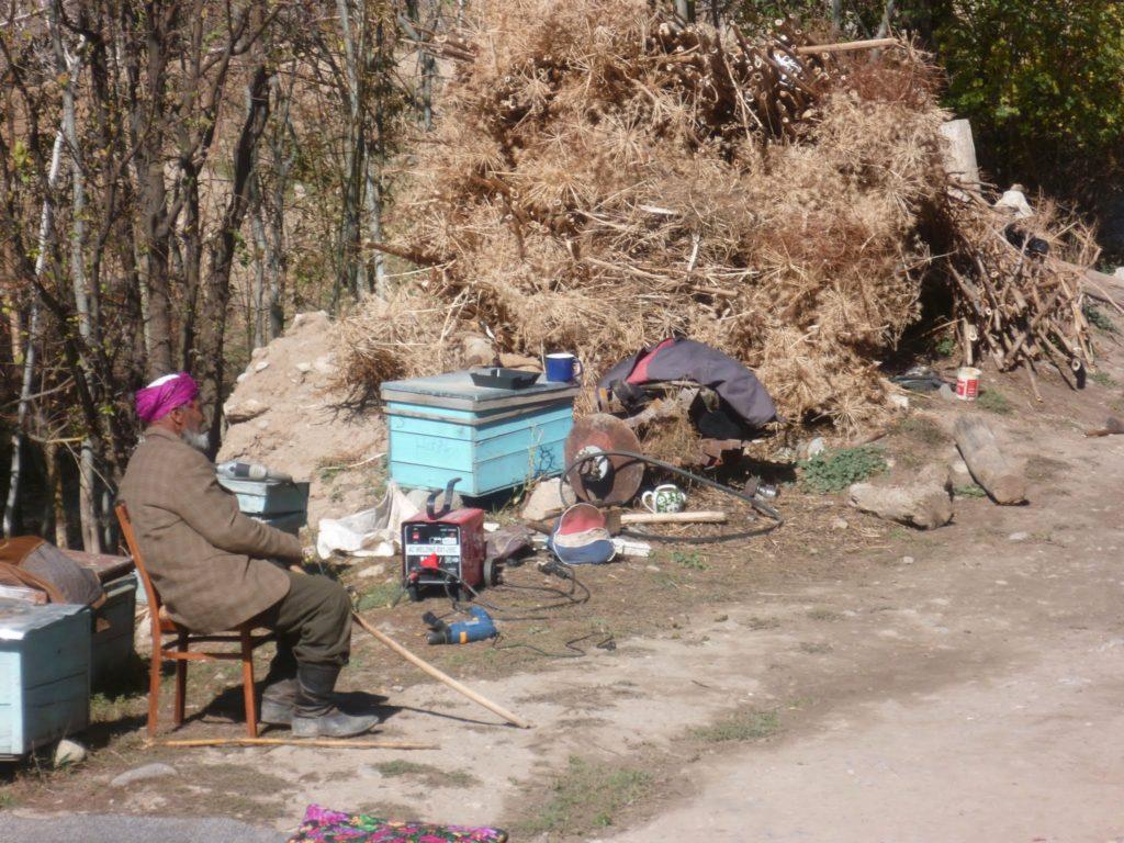 Déchets Tourisme Tadjikistan Campagnes Environnement Développement Economie