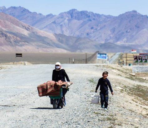 Alitchour Tadjikistan Film Photos
