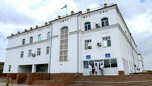 Hôpital Baïkonour Kazakhstan