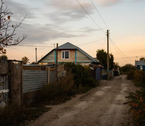 kazakhstan Astana nur-sultan Prigorodny antoine béguier village banlieue