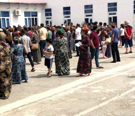 Achgabat Turkménistan écoles russe
