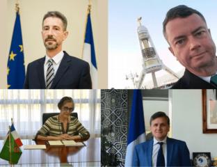 Diplomatie - Ambassadeurs