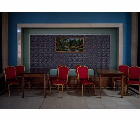 Ouzbékistan tachkent hotel restaurant