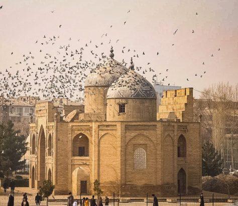Photo du jour Mausolée Tadjikistan Khoudjand