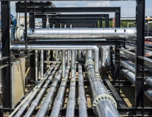 Chine Pipeline Gaz