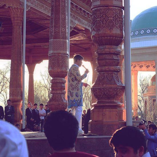 Photo du jour Tadjikistan Concert