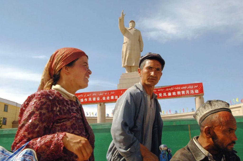 Chine Kachgar Xinjiang Répression Ouïghours Surveillance
