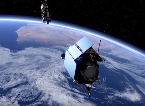 Thales Alenia Space Turkménistan Satellite
