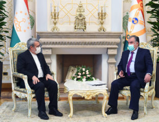 Iran Tadjikistan Rencontre Emomali Rahmon Abdolreza Rahmani Fazli