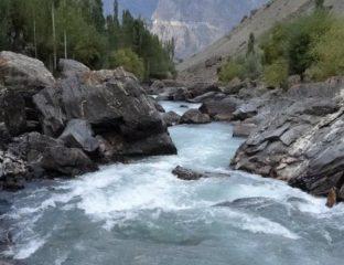 Vallée Sokh Ouzbékistan Kirghizstan