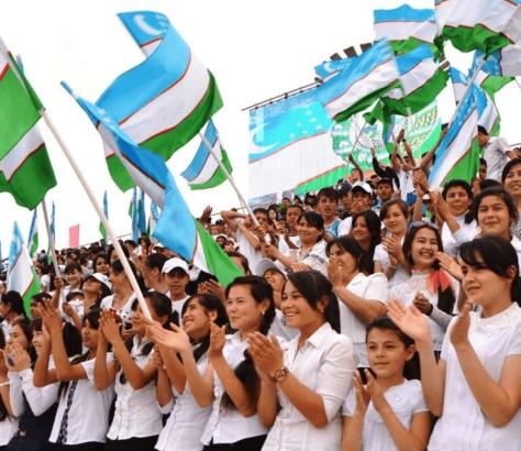 Ouzbékistan Nationalisme Société Droits Idées