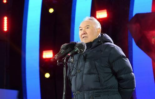 Kazakhstan Noursoultan Nazarbaïev
