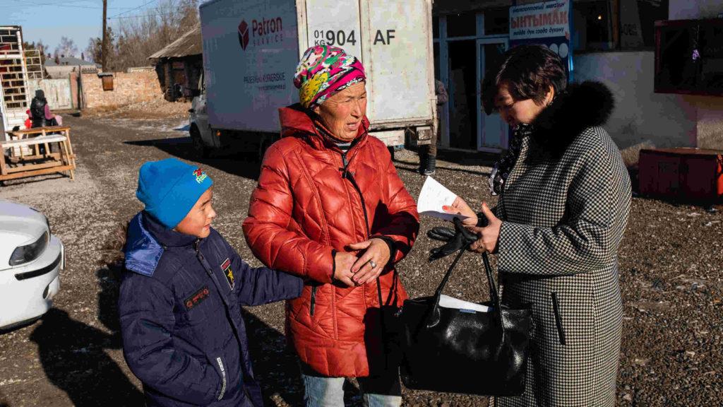 Kirghizstan Politique Société Féminisme