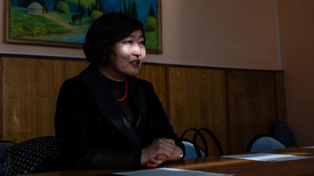 Kirghizstan Politique Société Sexisme
