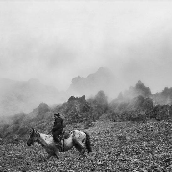 Photo du jour Kirghizstan Montagne Berger