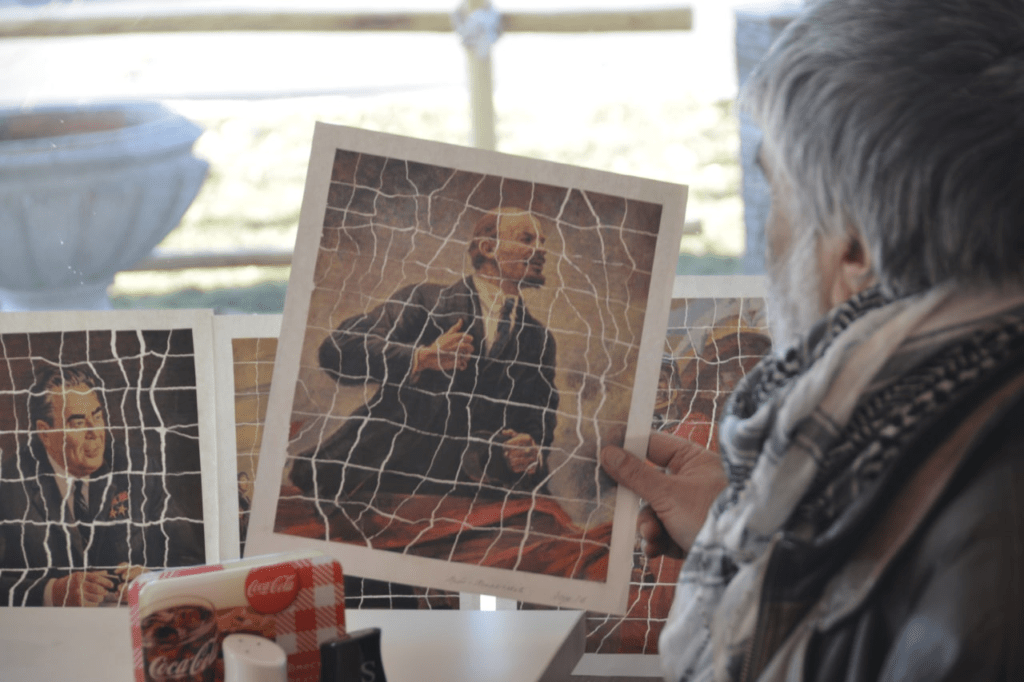 Ouzbékistan Art Culture Lénine