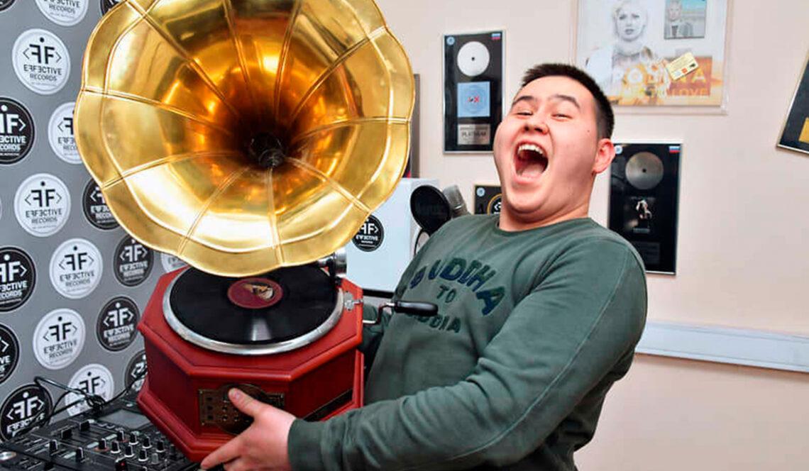 Imanbek DJ Kazakhstan Grammy Awards