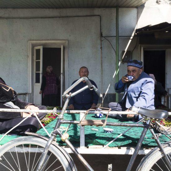 Photo du jour Ouzbékistan Tapchan thé