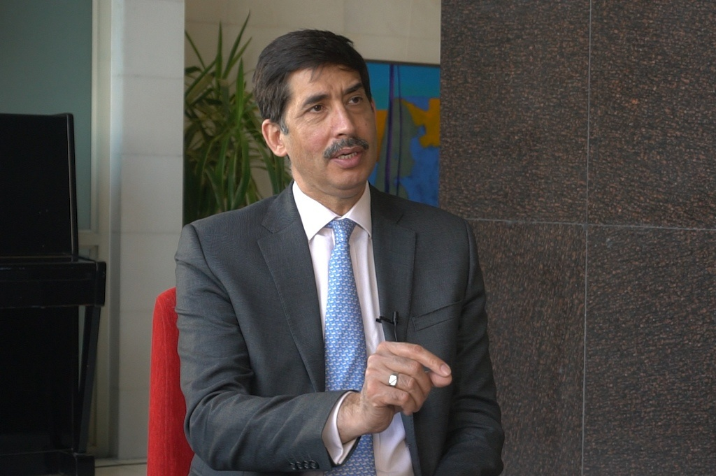 Tadjikistan Université Recteur Suhaïl Naqvi