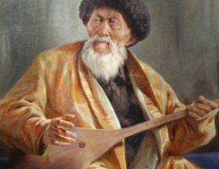 peinture kazakhstan allemand peintre art tableau