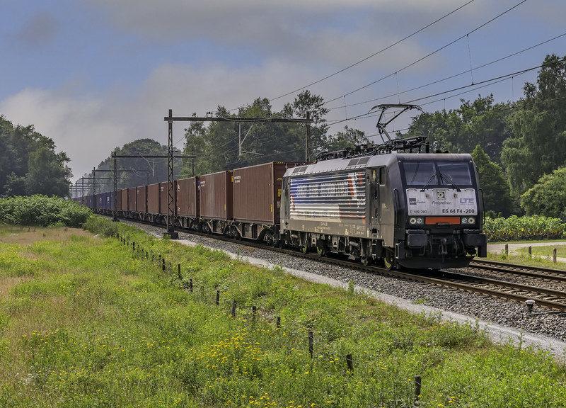 Train Europe Chine Covid-19