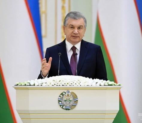 Chavkat Mirzioïev Ouzbékistan Présidentielle 2021
