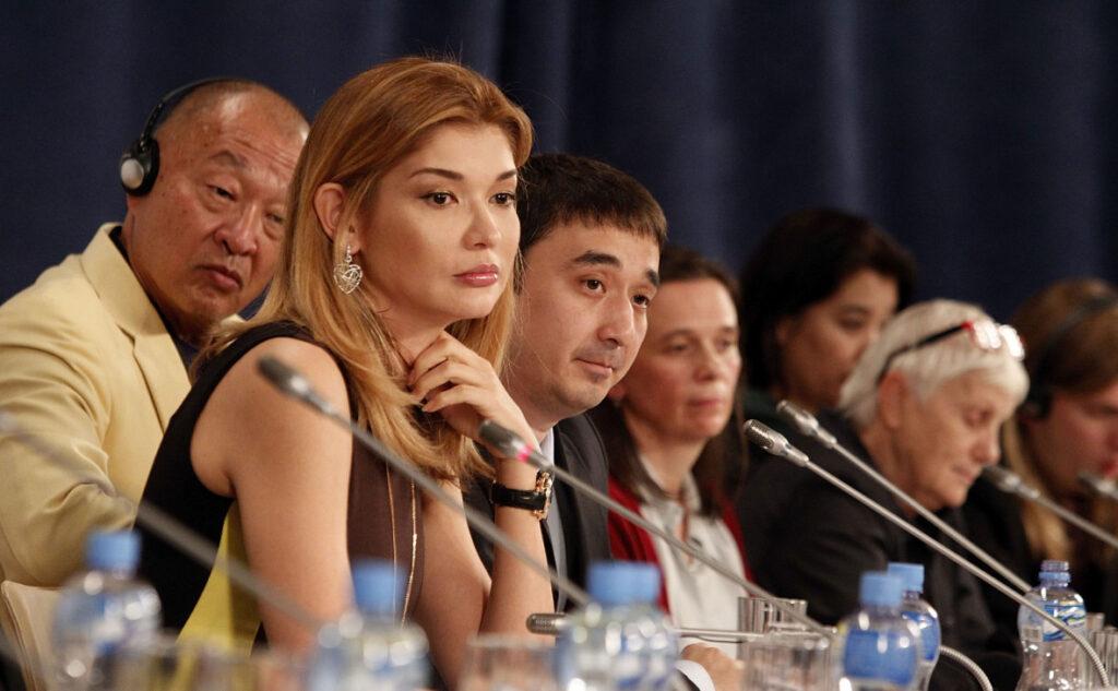 Goulnara Karimova Ouzbékistan
