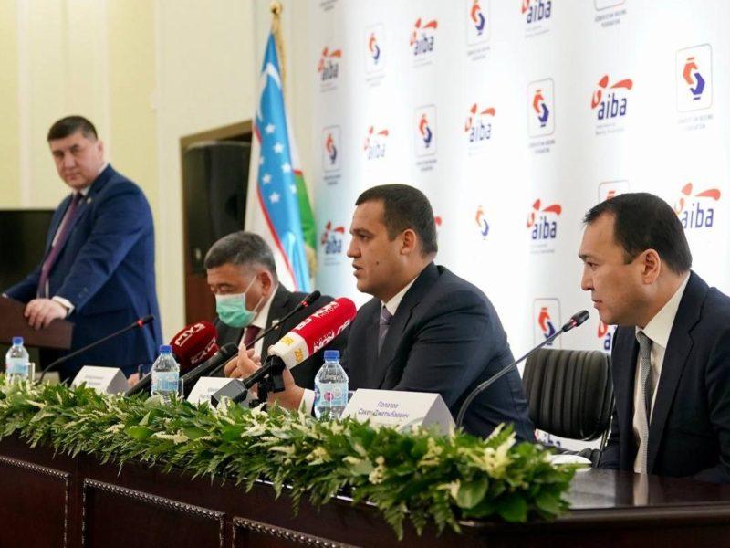 Boxe Tachkent 2023 championnats du monde AIBA