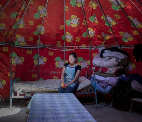 Photo du jour Kirghizstan Restaurant Jeunesse Journaliste
