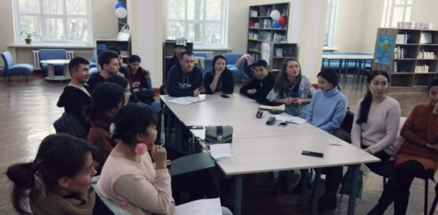 Français Asie centrale Apprentissage Enseignement