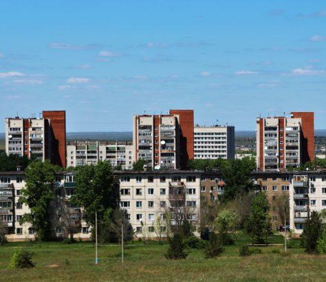 Ville secrète stepnogorsk kazakhstan époque soviétique