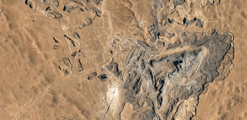 Ouzbékistan Kokpatas Extraction de l'or