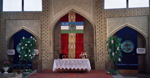 Ouzbékistan Autel Mariage Virginité