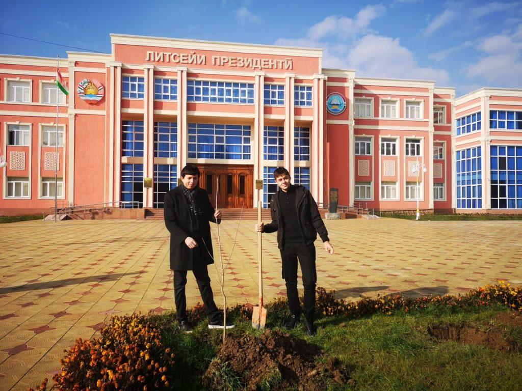 Tadjikistan Douchanbé Environnement Amir Isaïev