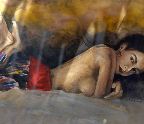 Nudité Art Féminisme Tadjikistan