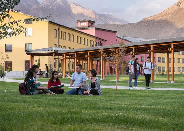 Tadjikistan Khorog Université Campus