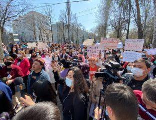 Kirghizstan Meurtre Aizada Kanatbekova Mariage Enlèvement