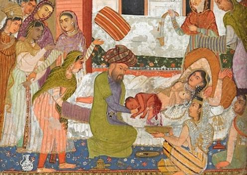 Poème Art Tadjikistan