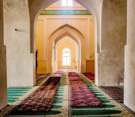 Mosquée Tadjikistan