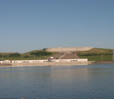 Pompage Turbinage Centrale Hydroélectrique EDF Ouzbékistan
