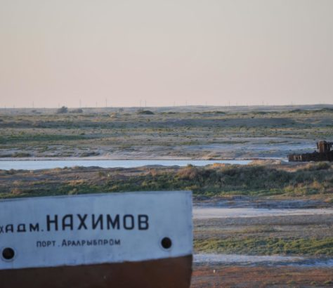 Mer d'Aral ONU Zone d'innovations technologiques et environnementales