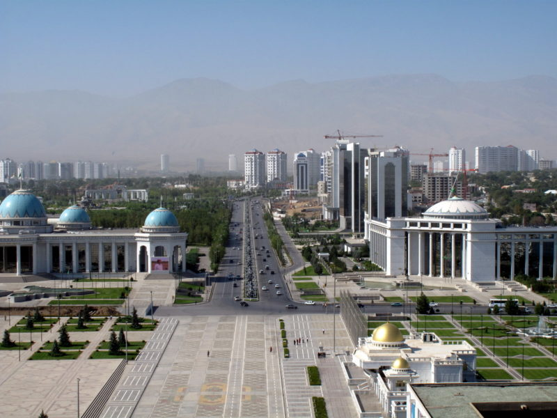 Turkménistan Corruption Famine Président OCCRP