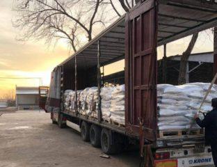 Ouzbékistan Bonduelle Global Export Haricots Economie Partenariat Marchandises Transport