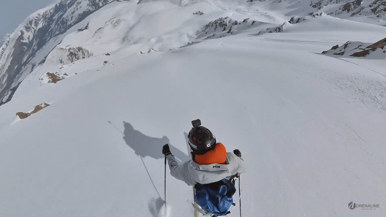 Aurélien Ducroz Kirghizstan Ski Documentaire