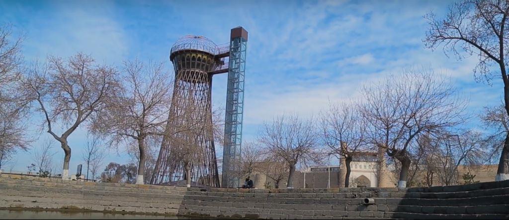 Tour Choukov Boukhara Ouzbékistan